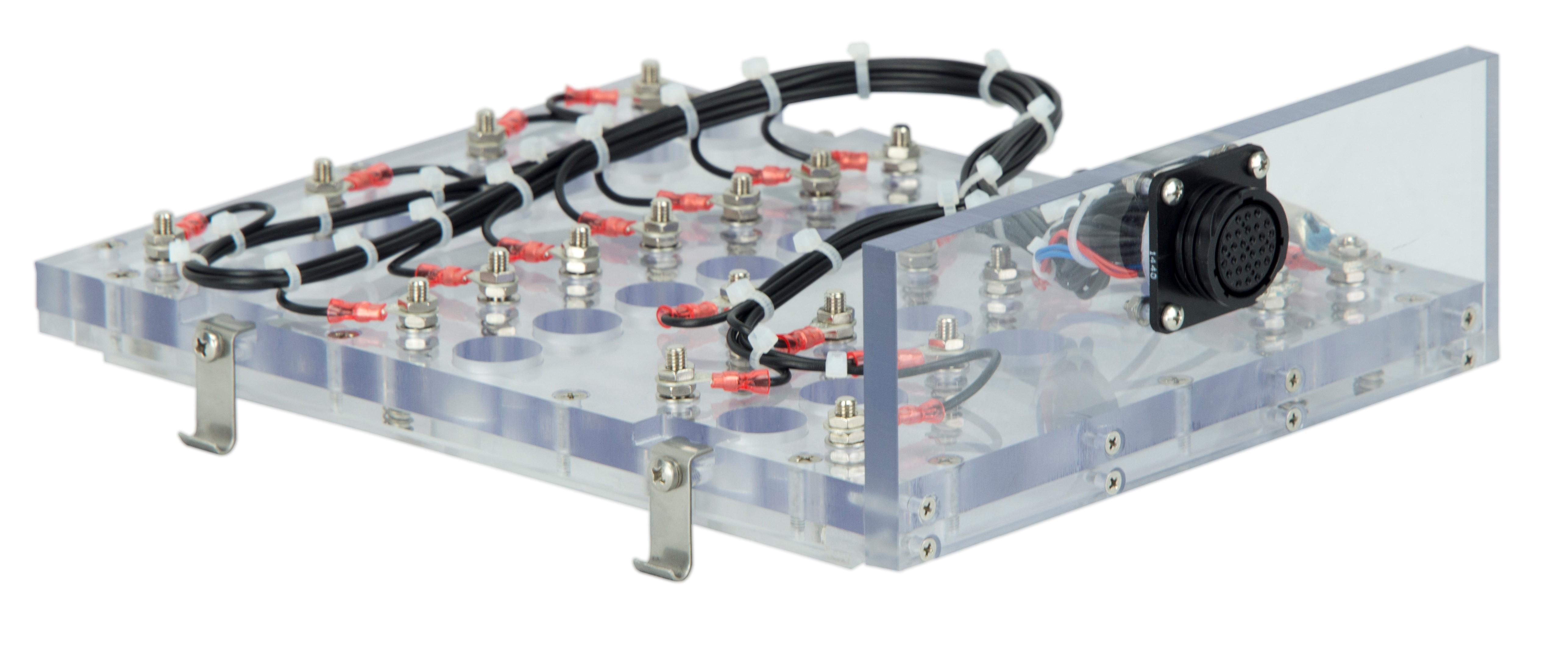 Automatischer Zellmessadapter
