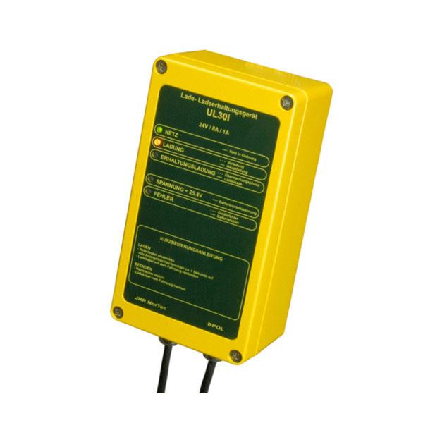 Erhaltungsladegerät – Autobatterie Ladegerät Nortec UL30F