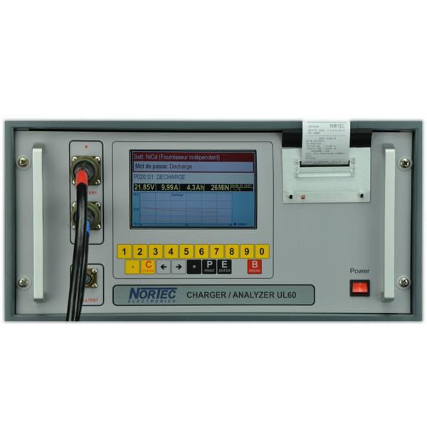 UL60 Light - Batterie Lade- und Analysegerät