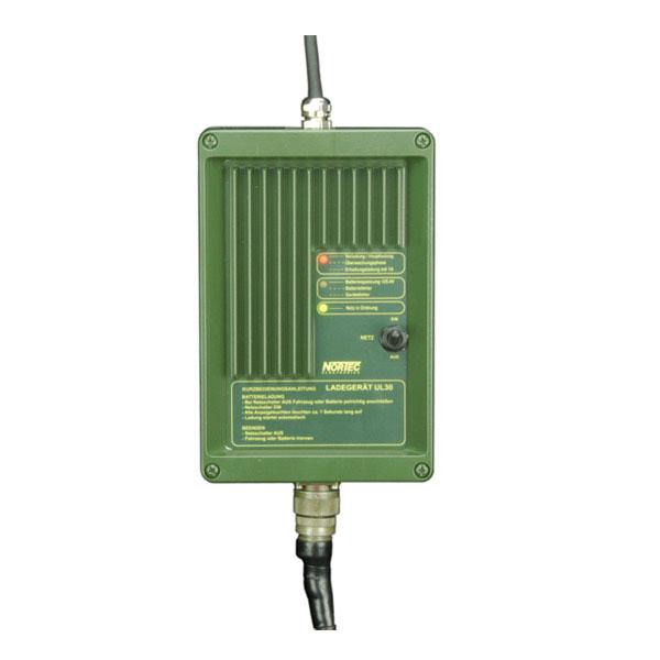 UL30 - Universal 24V Batterielade- und Erhaltungsladegerät