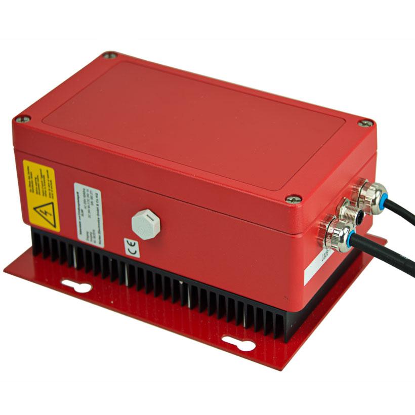 Ladeerhaltung Feuerwehr – Batterieladegerät Nortec EL24
